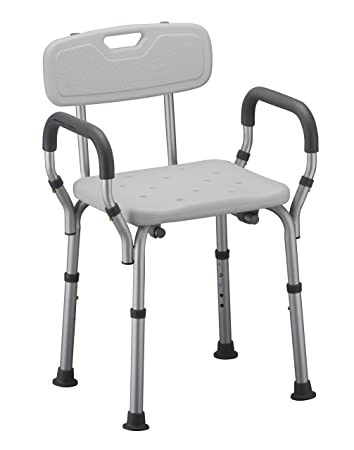 NOVA Medical Products Deluxe Bath Seat with Back u0026 Arms  sc 1 st  Amazon.com & Amazon.com: NOVA Medical Products Deluxe Bath Seat with Back u0026 Arms ...