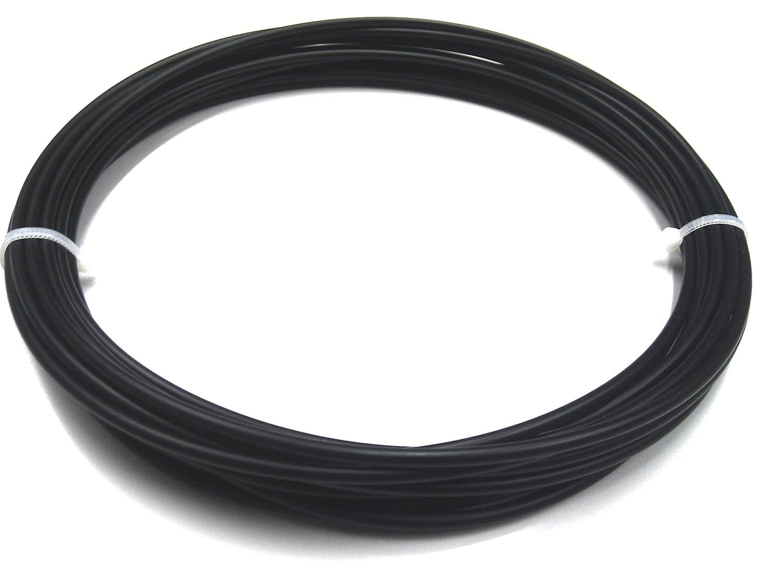 Kunststoffschweiß draht PE-HD 4mm Rund Schwarz 10 m az-reptec