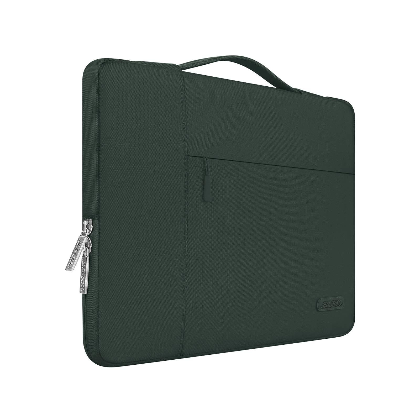 Funda Para Laptop de 13 Inch - Verde medianoche - Mosiso