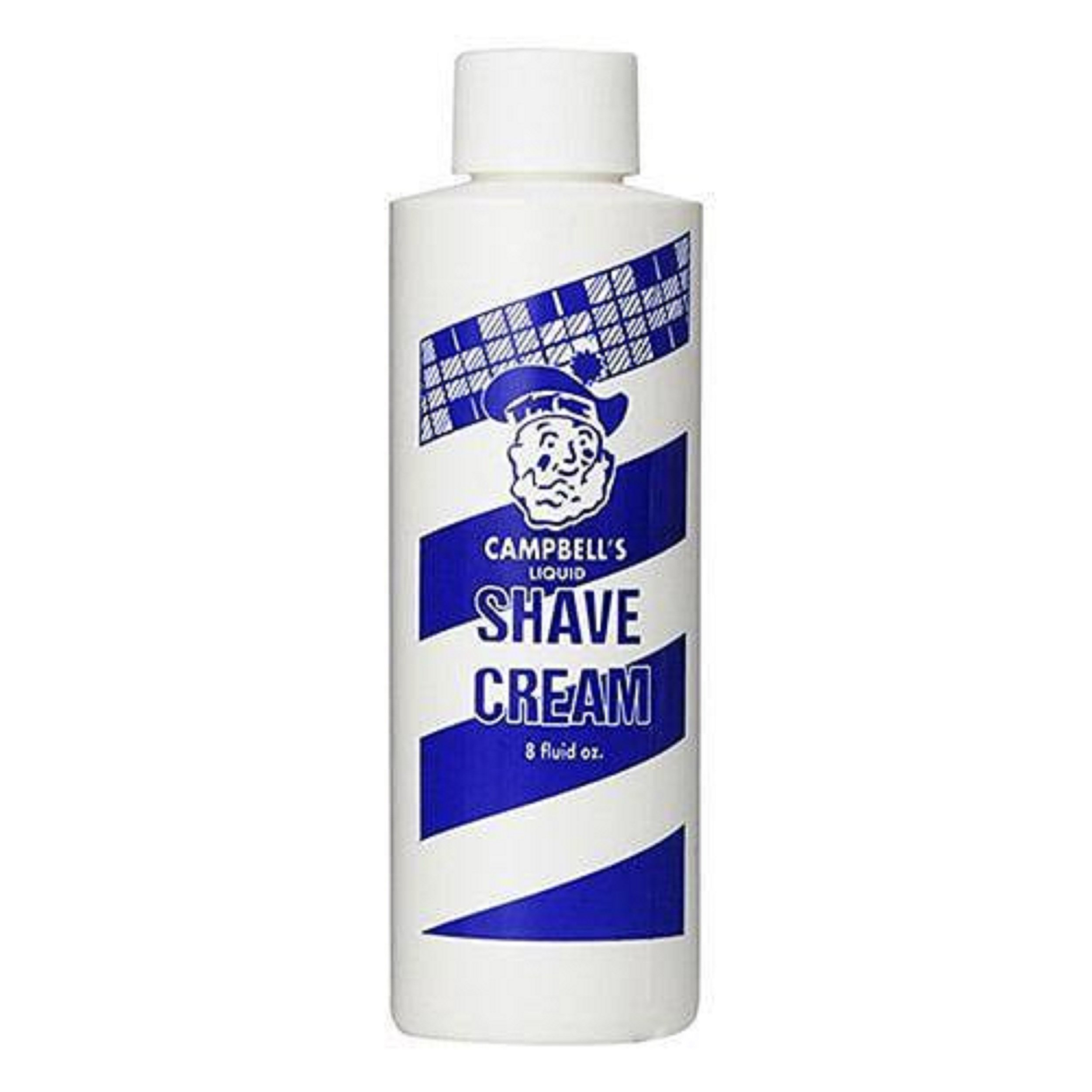 Campbell Original LatherKing Shave Cream 8 oz (Pack of 15)
