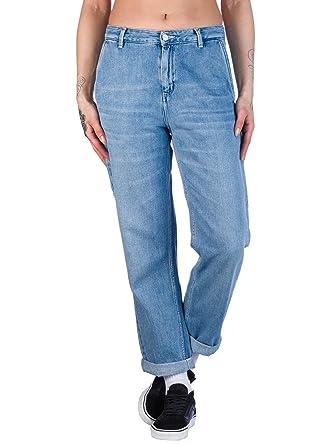 Wip Carhartt Damen Jeans JeansBekleidung Pierce Hose XTOuZwPki