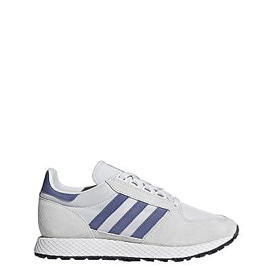 online store 79a7e 8d68c adidas Damen Forest Grove W Fitnessschuhe Weiß (BalcriBlanubNegbás 000) 36
