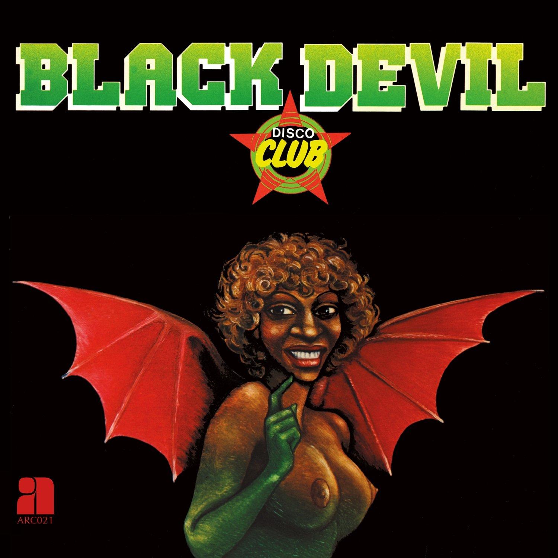 Black Devil Disco Club - Black Devil Disco Club (CD)