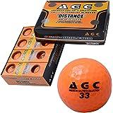 LEZAX(レザックス) ゴルフボールAGC 2ピース 1ダース(12個入り) AGBA-4714