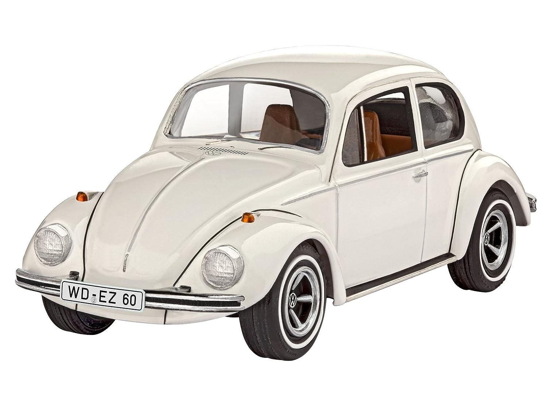 /Volkswagen Maggiolino VW 1968/ Riproduzione Fedele all Originale con Molti Dettagli Scala 1: 32 Level 3 Revell Modellino Auto 1: 32/ 07681 VW Beetle