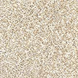 Con-Tact Brand Creative Covering Adhesive Vinyl For Lining Shelves and Drawers, Decorating and Craft Projects, 18'' x 60', Beige Granite