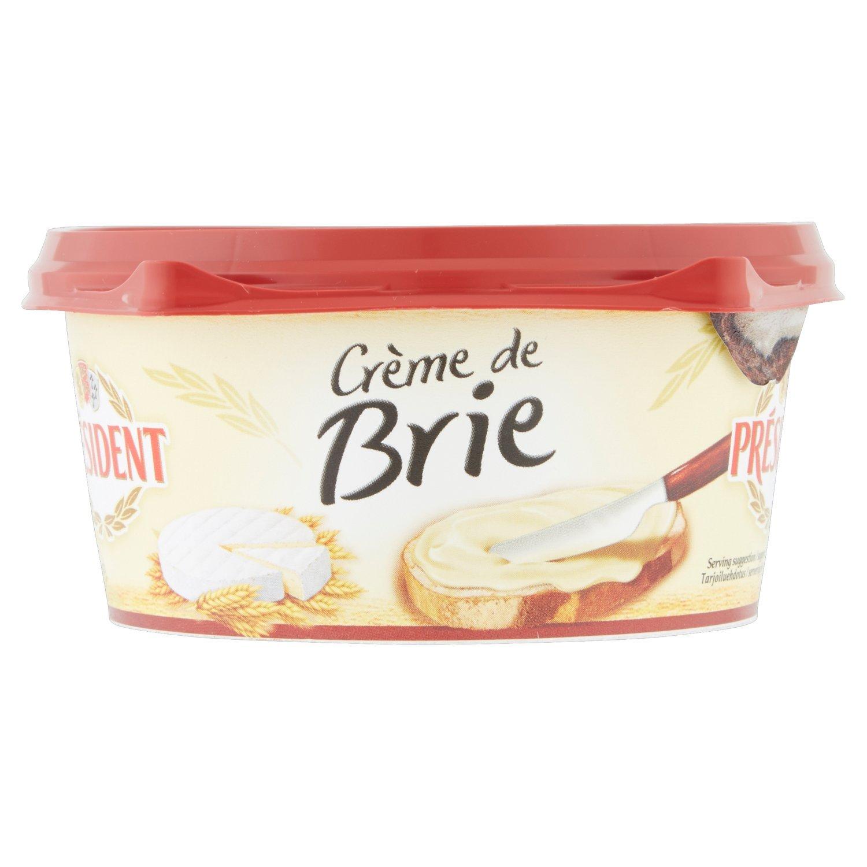 Président Crema De Brie - Crema de Queso fundido, 125 g: Amazon.es: Alimentación y bebidas