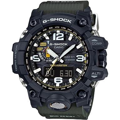 Casio Reloj Hombre de Digital con Correa en Resina GWG-1000-1A3ER: Amazon.es: Relojes