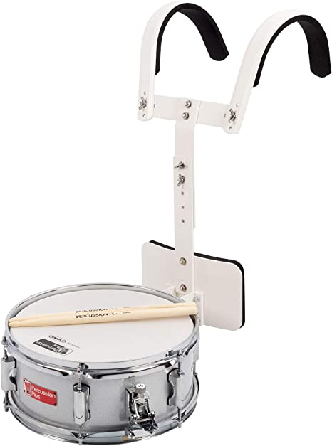 Percussion Plus pp784-h Snare Drum con chaleco arnés: Amazon.es ...