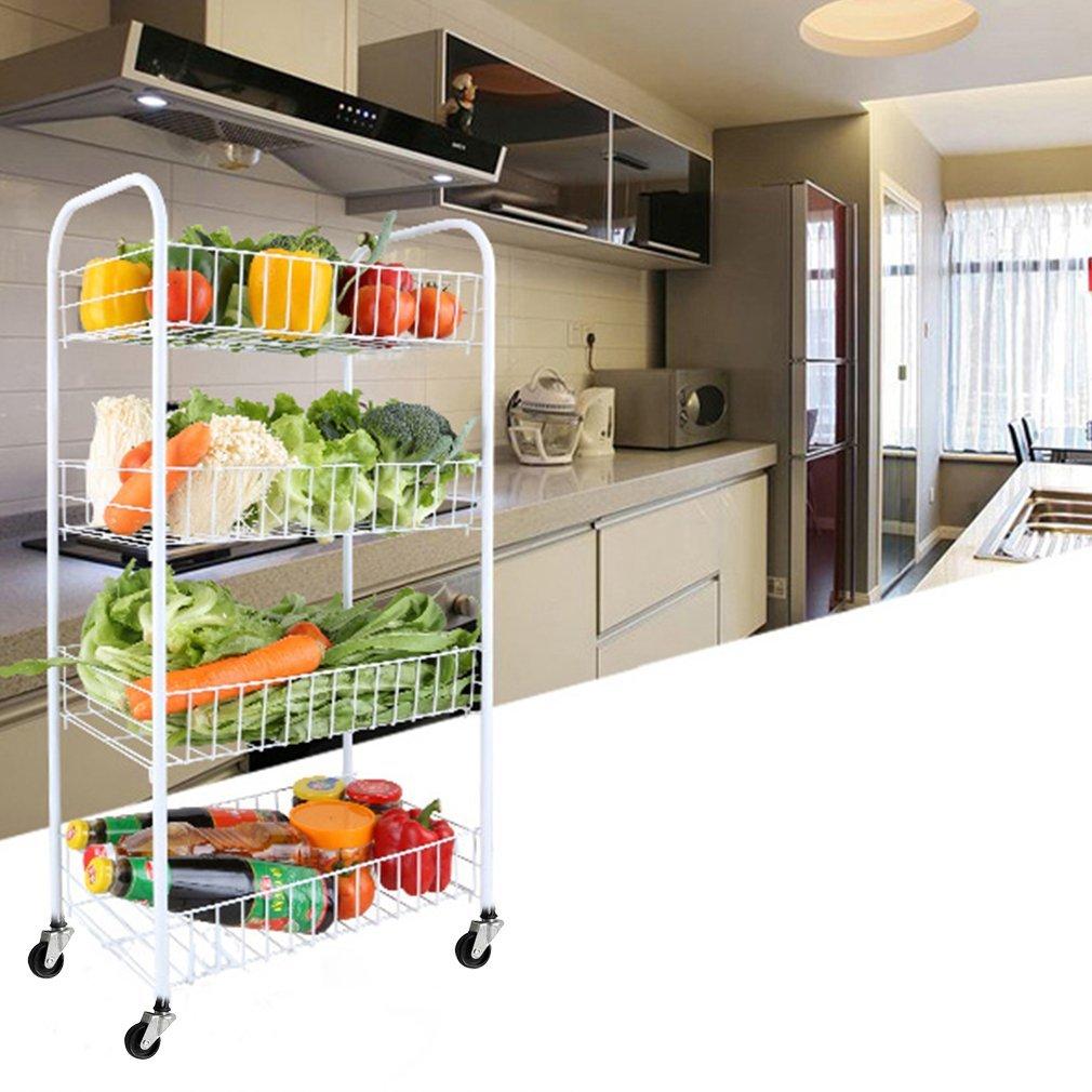 Amazon.de: Dreamling Küchenwagen Rollwagen Allzweckwagen ...
