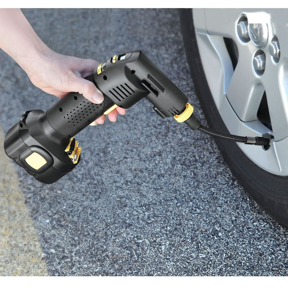 2. BEST Automatic Cordless Tire Inflator