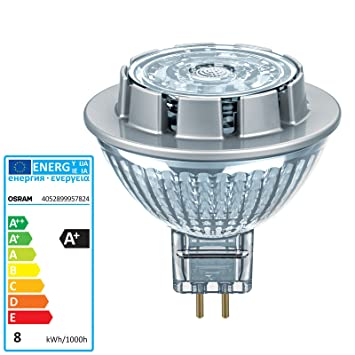 Osram Led Parathom Mr16 5036 7 2w Amazon De Elektronik