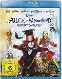 Alice im Wunderland: Hinter den Spiegeln [Blu-ray]