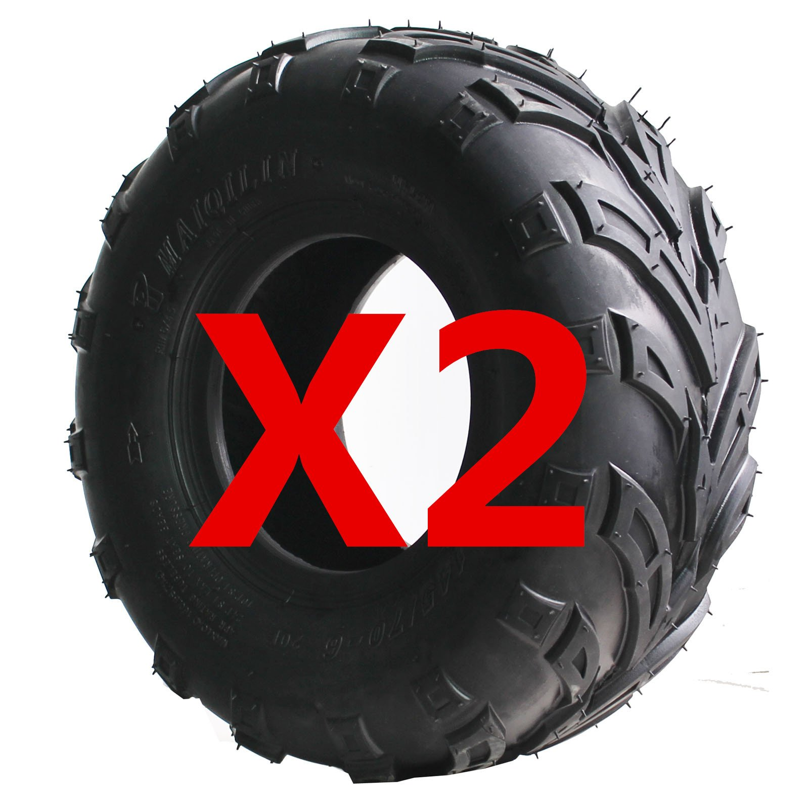 AR DONGFANG ATV Tires 145/70-6 Quad Tire UTV Go Kart Tires ATV Tire 4PR Tubeless 145 70 6 (2)