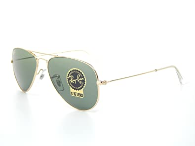 aviator arista  Amazon.com: New Ray Ban RB3044 L0207 Aviator Arista/G-15 XLT 52mm ...