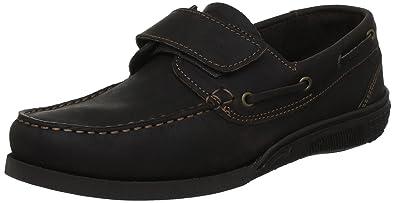 Homard, Chaussures bateau homme, Marron, 45 EUTBS