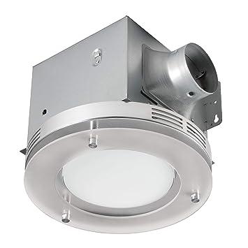 Tosca 7117 02 Bn Bathroom Fan Integrated Led Light Ceiling