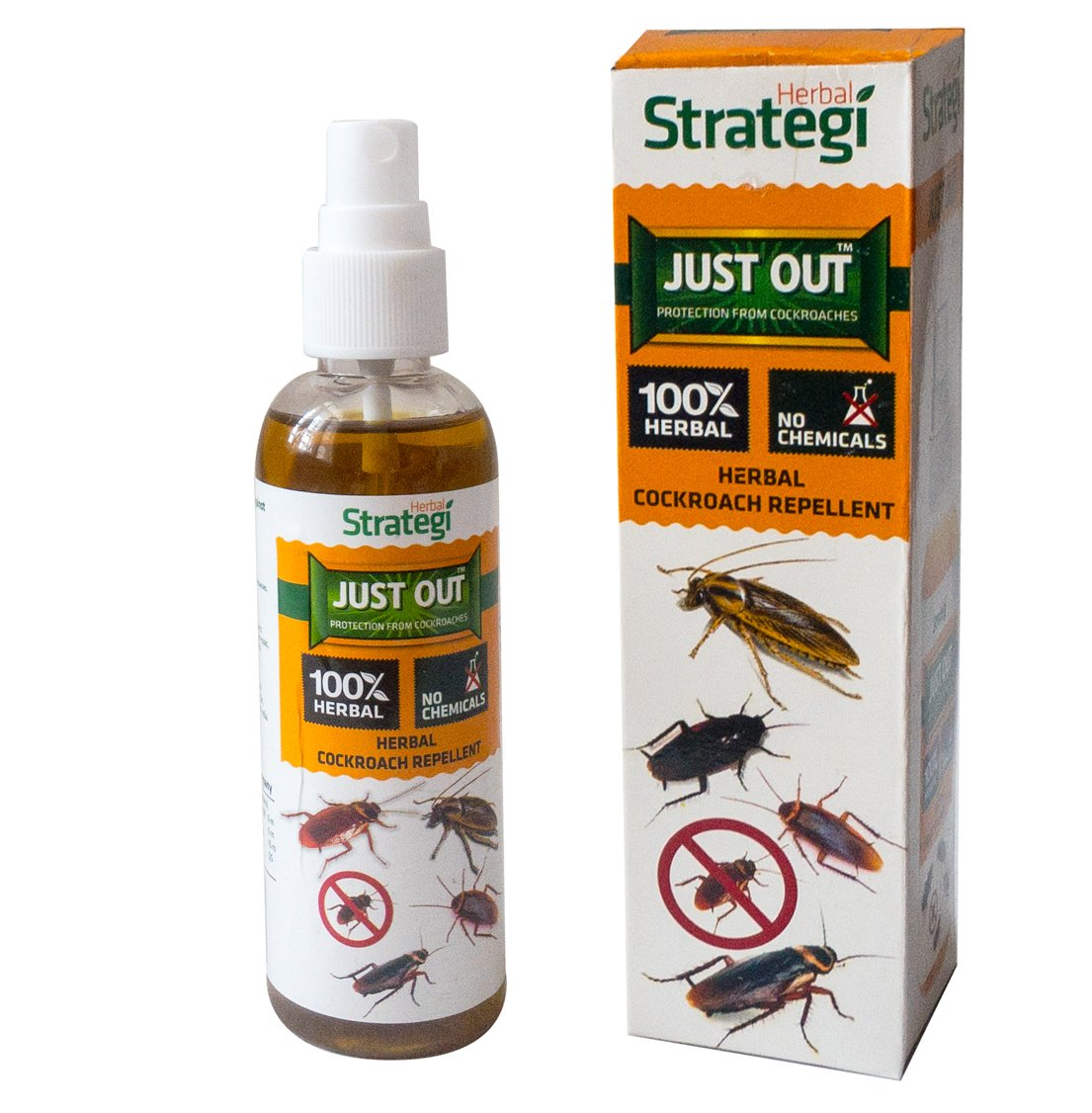 Herbal Cockroach Repellent Room Spray: Amazon.in: Health & Personal Care