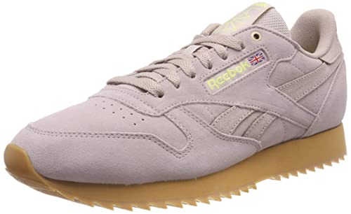 Reebok Cl Leather Mu, Zapatillas para Hombre, Gris (Grey