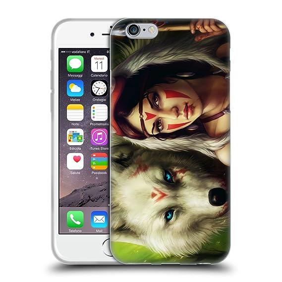 Princess Moononoke Sailor iphone case