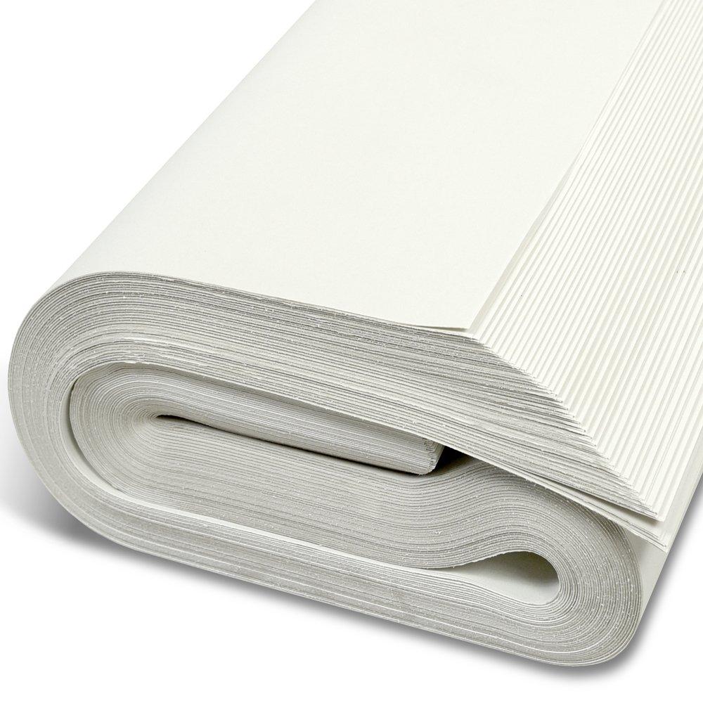 Packing Paper - Large Bundle - 24'' x 36'' - White