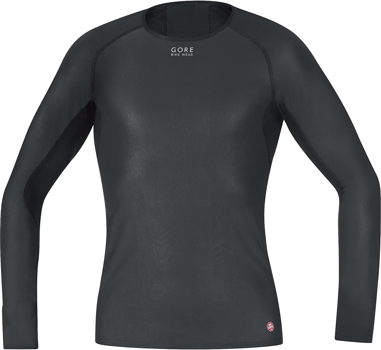 Langarmshirt atmungsaktiv Trikot Weiß Speed Stuff Protection Fahrrad Shirt