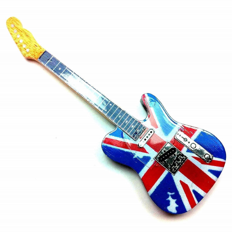 Aimants en forme de guitare mod. exclusif Eurasia1