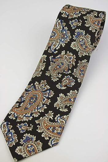 John Comfort Paisley Print Tie PT21051