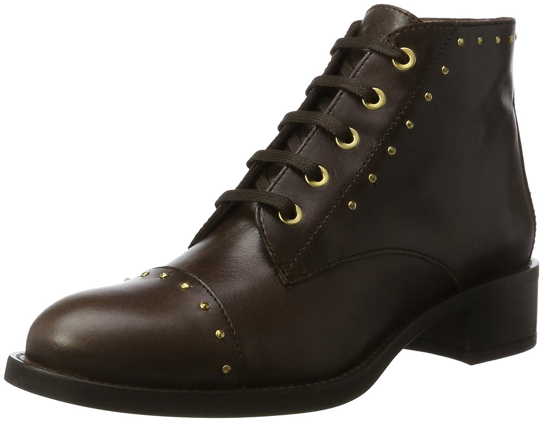 Unisa Eduje_ne, Zapatos de Vestir para Mujer 39 EU Marrón (Wengue)