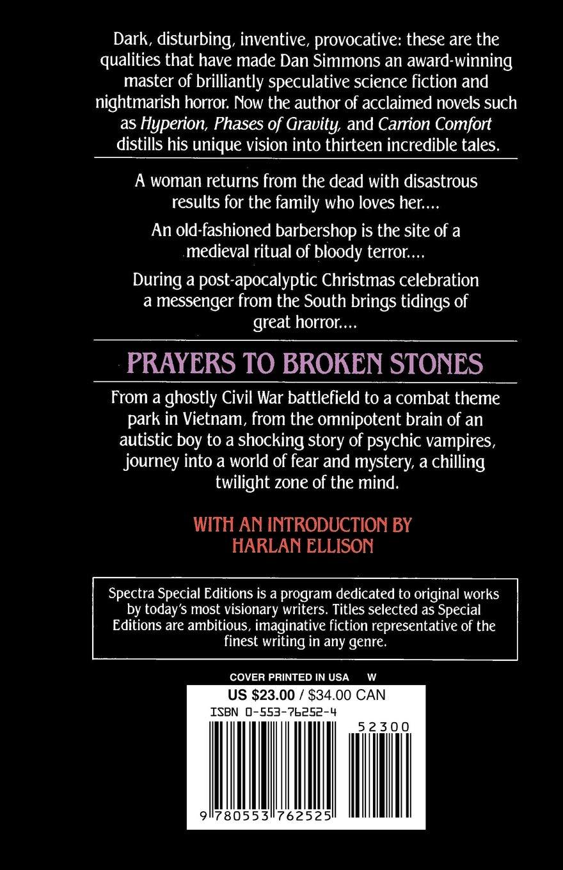Prayers to Broken Stones: Stories: Dan Simmons