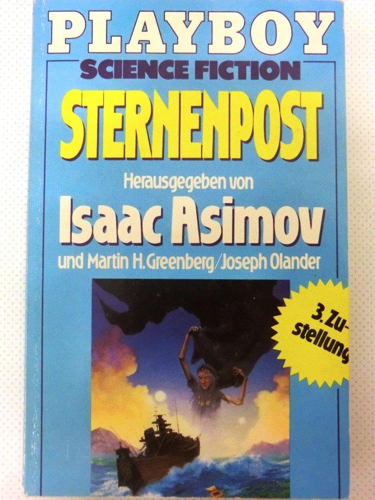 Isaac Asimov/Greenberg/Olander (Hrsg.) - Sternenpost. 3. Zustellung