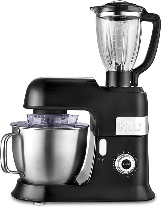 Robot de cocina con batidora securise modelo Expert XL negro ...