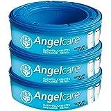 Angelcare recharges pour Poubelle à Couches Pack au choix (Lot de 3)