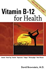 Vitamin B-12 for Health Paperback