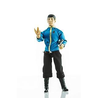 """Mego Action Figures, 8"""" Star Trek - Spock, Dress Uniform (Limited Edition Collector'S Item)"""