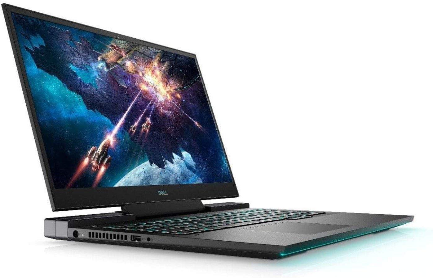 Dell G7 7700 Laptop 17.3 - Intel Core i7 10th Gen - i7-10750H - Six Core 5Ghz - 1TB SSD - 32GB RAM - 1920x1080 FHD - Windows 10 Home (Renewed)