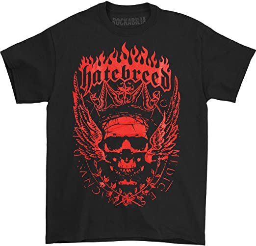 HATEBREED American Metal Band New T-Shirt Cotton