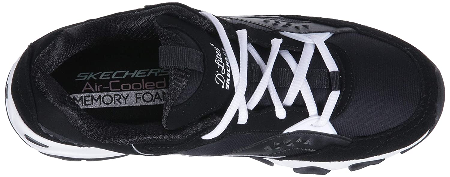 Skechers-D-039-Lites-Women-039-s-Casual-Lightweight-Fashion-Sneakers-Athletic-Shoes thumbnail 44