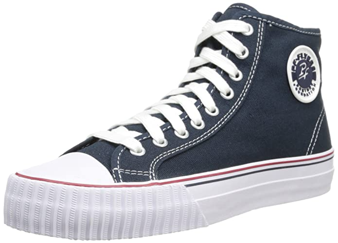 343203237ea4 PF Flyers Men's Center Hi Fabric Fashion Sneaker: Amazon.ca: Shoes &  Handbags