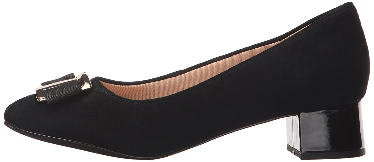 Trotters Women's Louise Dress Pump B01NCOUZAB 7.5 B(M) US|Black