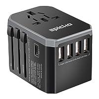 Deals on EPICKA Universal Travel Power Adapter