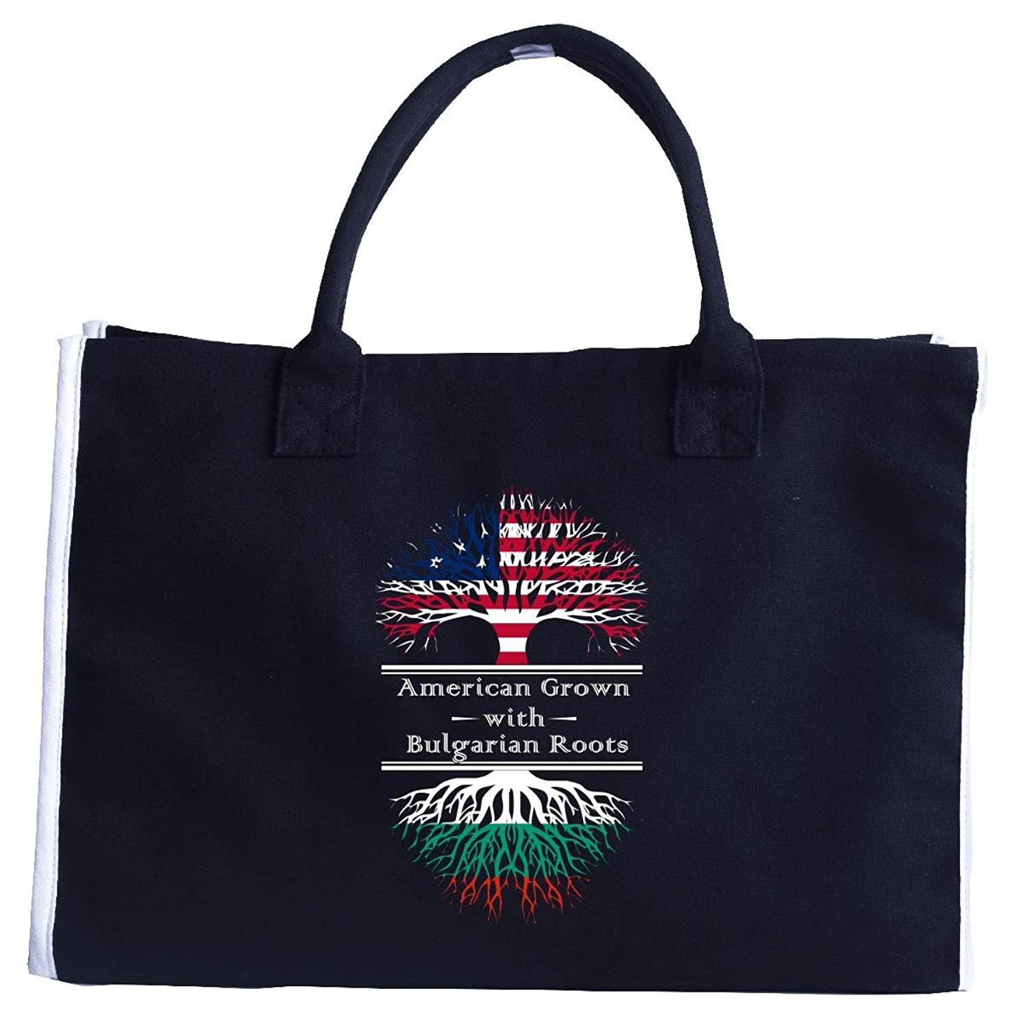 American Grown With Bulgarian Roots Great Gifts - Tote Bag