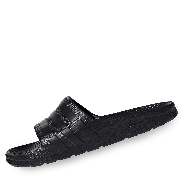 Adults Unisex Black Duramo 2921 Infradito Adidas Slide UP655q