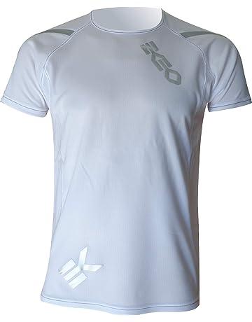 Camiseta EKEKO T Race DE Manga Corta para Hombre 2476a35f26a4d