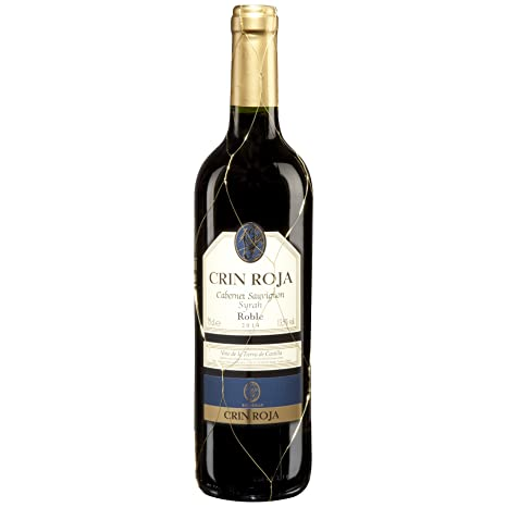 Cabernet Sauvignon Crin Roja - 750 ml