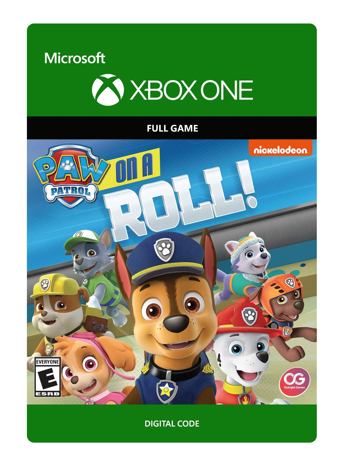 Paw Patrol: On a Roll - Xbox One [Digital Code]