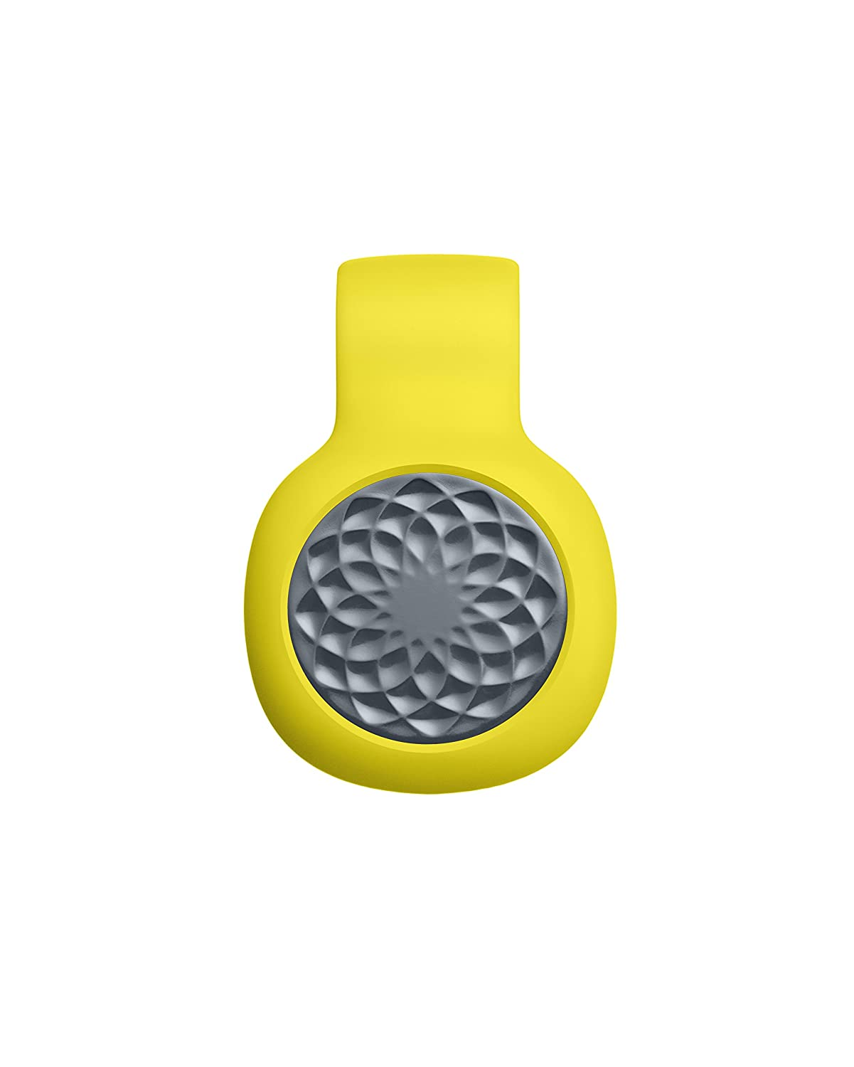 UP MOVE by Jawbone Activity + Sleep Tracker, Slate with Yellow Clip JL06-13A04-US