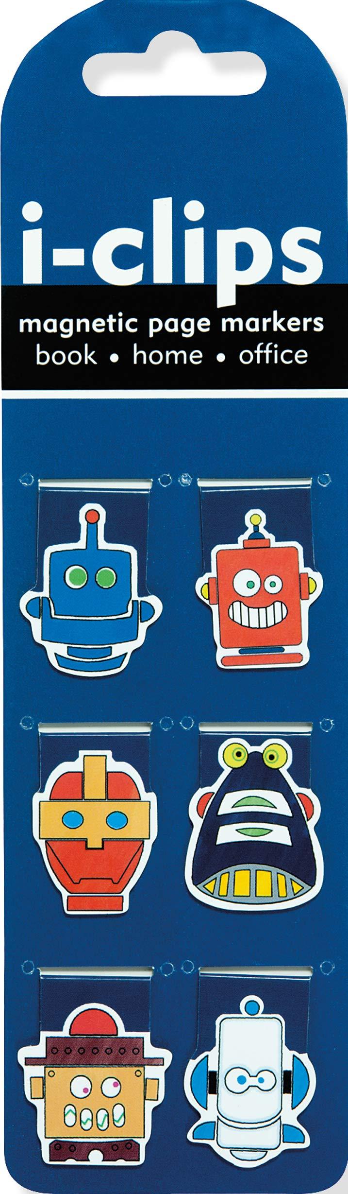 Book Mark Robots
