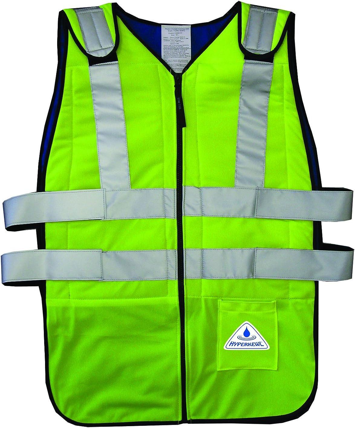 TechKewl 6626-HV-L//XL Phase Change Cooling Vest