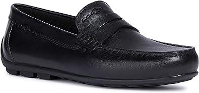 Geox Chaussons pour Homme – Élégantes Chaussures mi Hautes